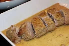 cuisiner roti de porc recette rôti de porc au miel et à la moutarde toutes les recettes