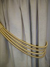 Curtain Tie Backs For Curtain Curtain Curtain Tie Backs Yes Or No Gold Curtain