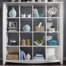 16 cube bookcase unit furniture aero 16 cube bookcase room divider kmart how to style