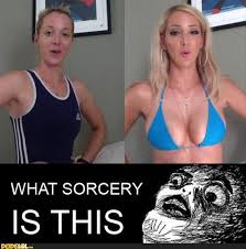 No Bra Meme - 3 funny memes sports bra and make up the funnies and the