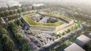 siege cpam trois projets en lice pour le futur siège de la cpam