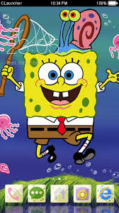 go launcher themes spongebob download spongebob theme theme for your android phone clauncher