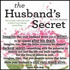 the husband u0027s secret by liane moriarty