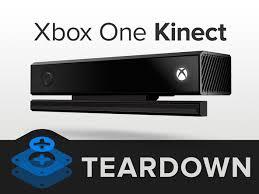 xbox one kinect teardown ifixit