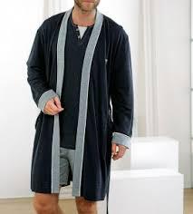 robe de chambre courte pour homme peignoir éponge court pour homme blanc sipp