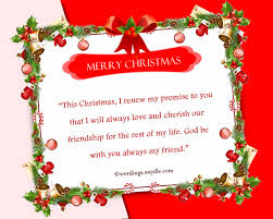 merry messages for friends wordings and messages