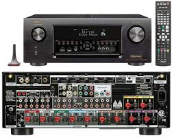 denon home theater denon adds avr x3200w avr x4200w in command receivers
