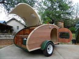 Teardrop Camper Floor Plans Camper Trailer Designs With Perfect Images Agssam Com