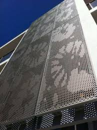 best perforated metal in architecture design wowfyy