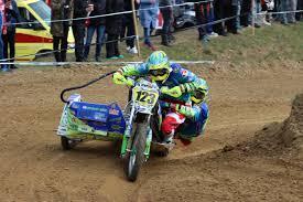 sidecar motocross racing sidecar engine mega sc02 rübig