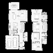 matrix floor plan ben trager homes home