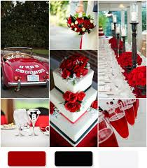 the red wedding color combination ideas u2013 elegantweddinginvites