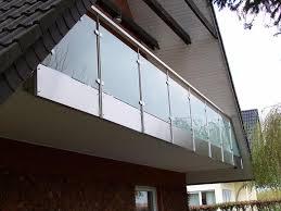 glas f r balkon balkon edelstahl glas 01 balkone leistungen edelstahl und