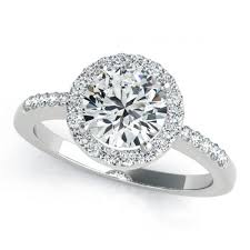 engagement rings round images Round diamond engagement rings wedding promise diamond jpg
