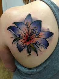 Pretty Flowers For Tattoos - best 25 lily flower tattoos ideas on pinterest lilies tattoo