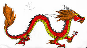 chinese dragon colored sketch by m34n13 on deviantart