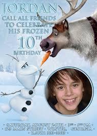 135 best frozen birthday party images on pinterest frozen