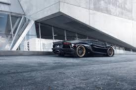 Matte Black Lamborghini Aventador - black lamborghini aventador lp700 adv15 track spec cs 20x9 5