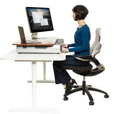 Sitting And Standing Desk by Amazon Com Inmovement Standing Desk Adjustable Heights For