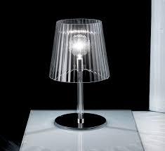 Black And Crystal Table Lamps Interior Contemporary Table Lamps Collection To Attract Attention