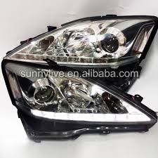 light gray lexus aliexpress com buy 2006 2012 year for lexus is250 led front
