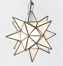 morovian light lighting moravian pendant chandelier small frosted glass