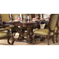 Michael Amini Dining Room Furniture Chateau Beauvais Dining Table By Michael Amini Reviews