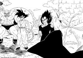 dragon ball fan manga kirano et mutaito dboaf by goten kun on deviantart