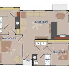 2 Bedroom Apartments In Chandler Az 2 Bed 2 Bath Apartment In Chandler Az Casitas At San Marcos 1