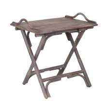 side table side table with folding leaves folding wood patio