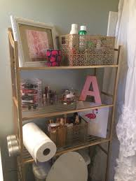 Creative Storage Ideas For Small Bathrooms Kate Spade Inspired Bathroom Organization Lilly Pulitzer Bathroom