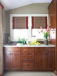 kitchen cabinet staining how to stain kitchen cabinets better homes gardens