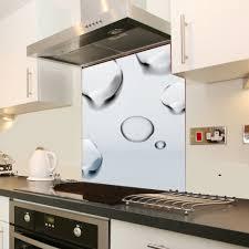 cuisine fond blanc cuisine gris clair et blanc 11 fond de hotte personnalisable
