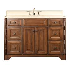 Solid Oak Bathroom Vanity Unit Water Creation Spain 48 Inch Bathroom Vanity Solid Wood Construction