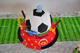 dhanvin u0027s 2nd birthday u2013 theme football u2013 yashvinblogs com