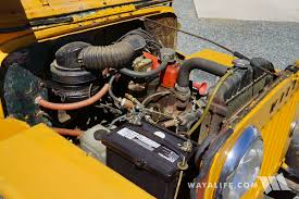 jeep hurricane new kidney for pappy installing a fram style oil filter onto a