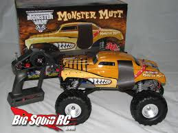 rc monster jam trucks traxxas monster jam monster mutt review big squid rc rc car