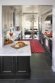 Black And White Contemporary Kitchen - kitchen design amazing kitchen wall ideas modern white kitchen