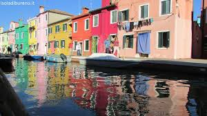 Burano Italy Visit Burano Island Off Of Venice When In Rome Or Florence Or