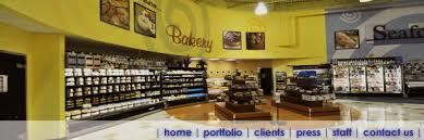Interior Store Design And Layout Dy Design Supermarket Design