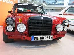 the red pig amg 300 sel 6 8 vehicles pinterest cars