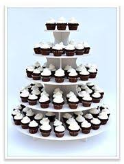 5 tier cupcake stand cupcake stand tower 5 tier white linens and events