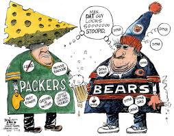 Anti Packer Memes - anti green bay packer jokes as if the rivalry between the green