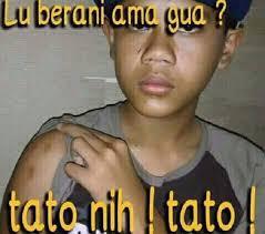 Tato Meme - inilah perasaan yang dirasakan oleh orang orang bertato yukepo com