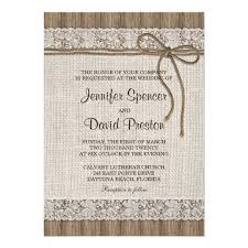 wedding invitations with pictures lace wedding invitations announcements zazzle