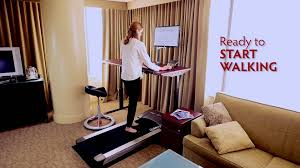 Sit Stand Treadmill Desk by Westin Imovr Treadmill Desk Welcome Video Youtube