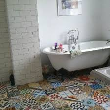 Bathroom Moroccan Porcelain Cast Iron Bathtub Sinks Shower Bench Best 25 Moroccan Tile Bathroom Ideas On Pinterest Master Shower