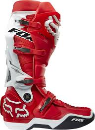 mx motocross gear 2016 fox instinct 2 0 motocross boots red white super mx