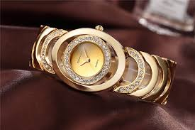 luxury gold bracelet watches images Crrju luxury women watch famous brands gold fashion design jpg
