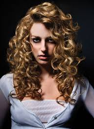 loose curl perm long hair retro stacked spiral perm hairstyles and other quirky ideas